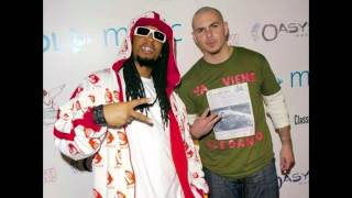 Mami que sera lo que tiene el negro - Pitbull ft Lil John