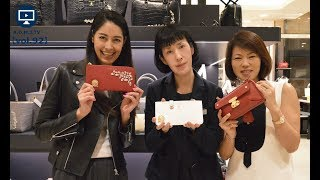 A.D.M.J.TV【vol.92 】NIHOMBASHI TAKASHIMAYA SELECT  WALLET 1