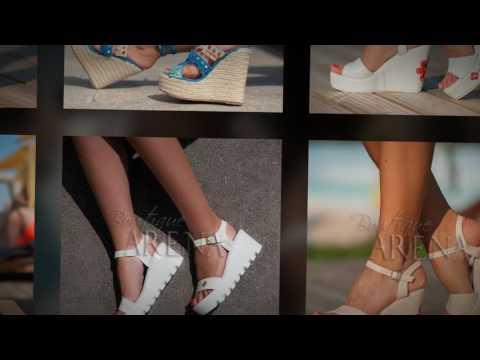 Sandale cu Platforma - www.iarena.ro from YouTube · Duration:  52 seconds