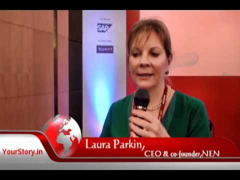 Laura Parkin, CEO &  Co-founder, National Entrepreneurship Network (NEN) explains NEN philosophy