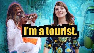 #1 Английский для путешествий. Вриндаван. Индия.
