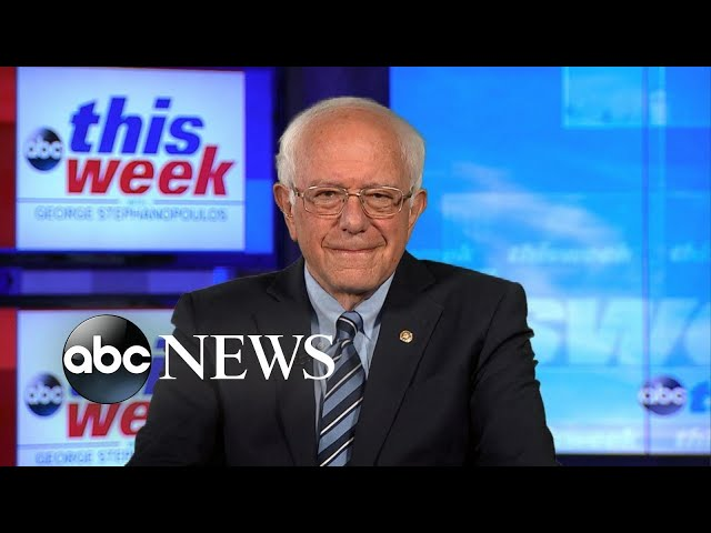 'Many people will not be able to afford' a public option: Sen. Bernie Sanders