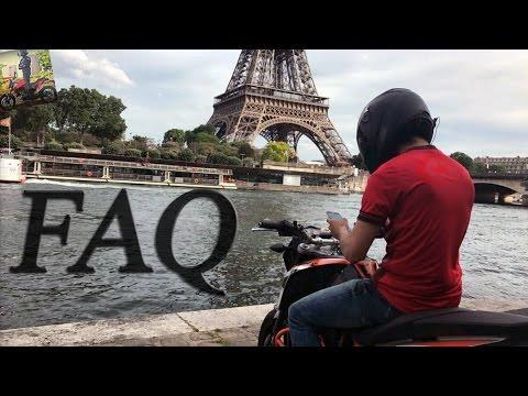 MA PREMIERE MOTO? APOTEOZZE? #FAQ N°1