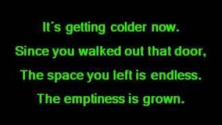 Raemonn - Colder [LYRICS]