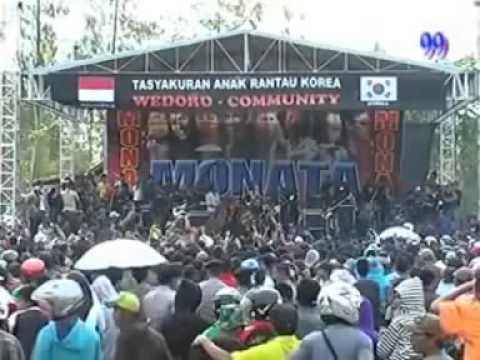 KERINDUAN voc VIA VALLEN Feat SHODIQ OM MONATA Dangdut Josss 2014