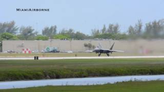 **Insane** F-22 Raptor Vertical Takeoff