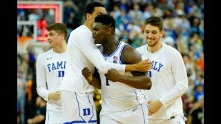 Watch each team celebrate as they advance to the Sweet 16