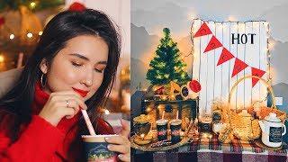 СЕКРЕТЫ Новогоднего Настроения: Декор, Какао БАР, Фильмы, Музыка