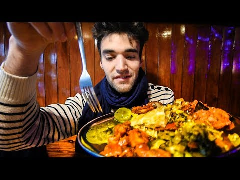 The Indian Food Tour in London!