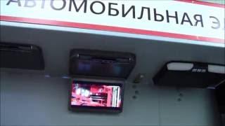 Обзор потолочного автомонитора с DVD AVS440T(Подпишитесь на новое видео: http://bit.ly/24xQPar ➨Пожалуйста, делитесь этим видео в социальных сетях, пишите КОММЕ..., 2016-06-29T08:47:35.000Z)