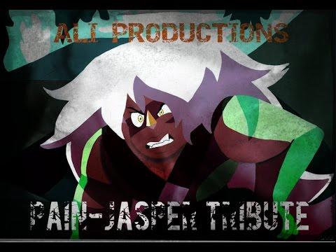 Steven Universe AMV- Pain (Jasper Tribute)