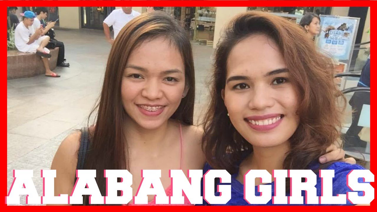 Alabang girls