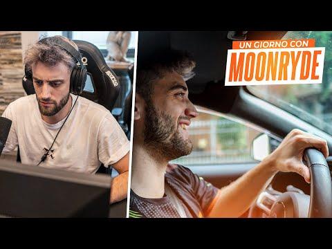 UNA GIORNATA NELLA VITA DI MOONRYDE | Bootcamp Edition