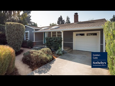 203 Haight St Menlo Park CA | Menlo Park Homes for Sale
