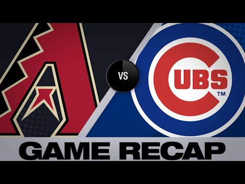 Hendricks dominates to lead Cubs to 5-1 win - 4/19/19