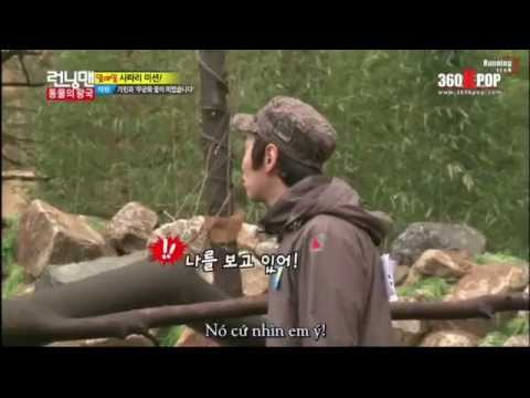 [Vietsub] The Love Story Of KWANG SOO And GIRAFFE