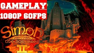 Simon the Sorcerer 2 - 25th Anniversary Edition Gameplay (PC)