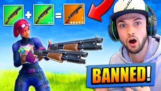 This should be BANNED in Fortnite: Battle Royale? thumbnail