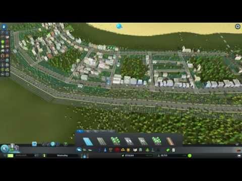Cities Skylines #34 - Stuttgarter Fernsehturm - Let's Play [german/gameplay]