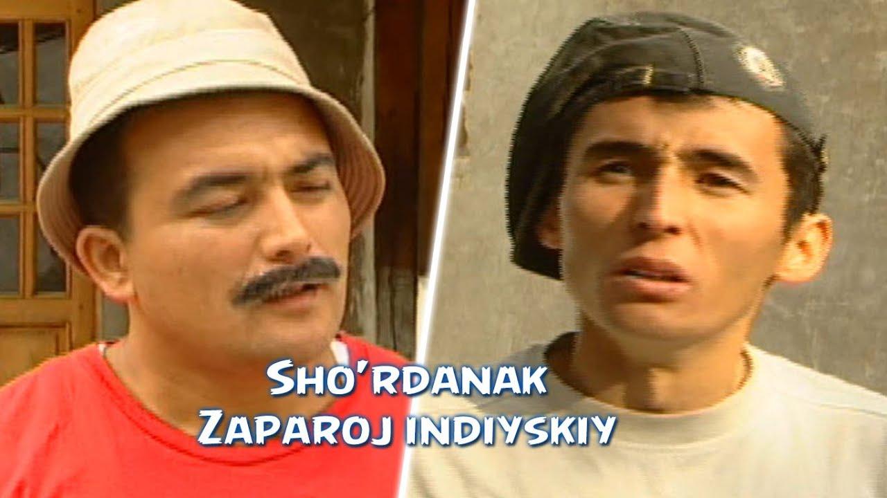 Sho'rdanak - Zaparoj indiyskiy | Шурданак - Запарож индийский (hajviy ko'rsatuv)