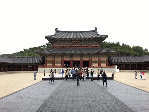 Travel Korea: Unesco Korea trip to Jeonju, Iksan and Buyeo!