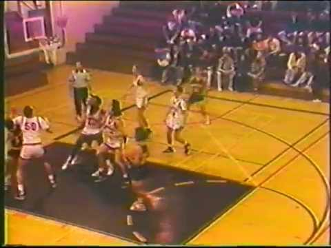 1990 Montour High School Basketball Highlights