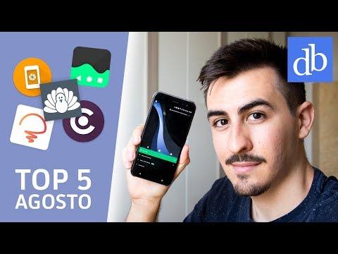 TOP 5 Migliori APP Android | Agosto 2017 | Le migliori per Android! • Ridble