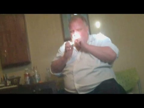 Rob Ford Crack Video Released