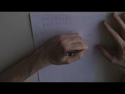 Lineare Funktionen: Schnittpunkt zwischen zwei Geraden bestimmen (Nr. 1) from YouTube · Duration:  3 minutes 36 seconds