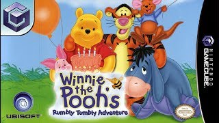 Longplay of Winnie the Pooh's Rumbly Tumbly Adventure