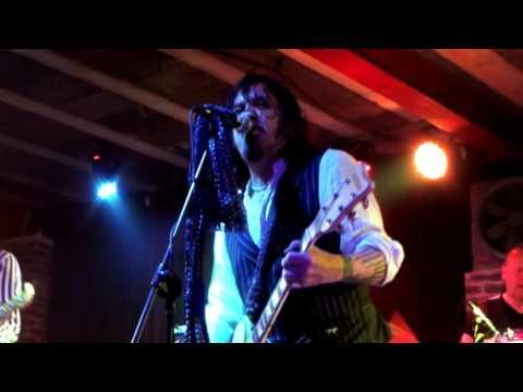 Tyla J. Pallas Band - Last Bandit - 'Rebellion', Manchester 6th May '16
