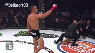 #Bellator183: Aaron Pico wins by KNOCKOUT!