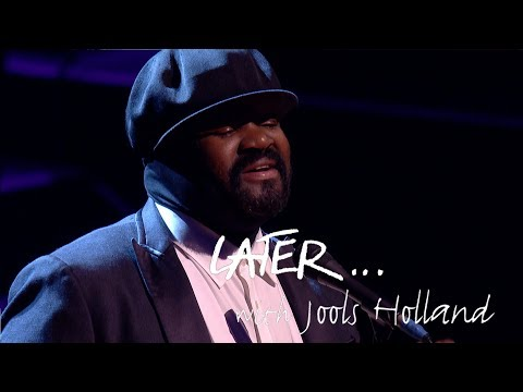 Gregory Porter - Mona Lisa - Later 25 live at the Royal Albert Hall