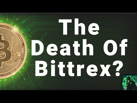 Bittrex, is it a dead exchange?