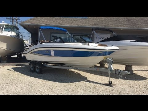 Sea Ray 21 SPX Outboard Boat For Sale at MarineMax Ship Bottom