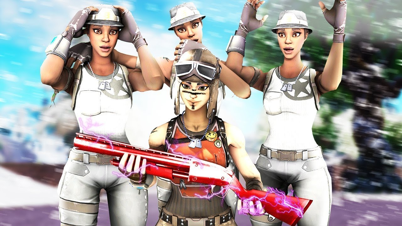 Renegade Raider Thumbnail: Renegade Raider Tries Out For The Rarest Recon Expert Only