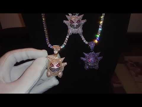 Iced Out Gengar