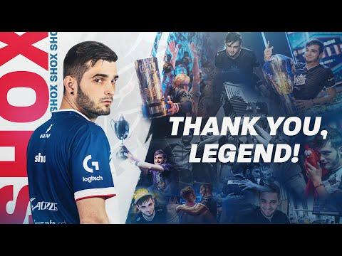 Thank You, Legend | Farewell Shox