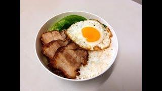 【20無限】 :  豉油王炆豬肉 ( 懶人版 ) Stewed Pork