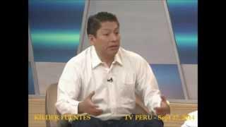Kilder Fuentes - Distrito Electoral para Peruanos en el Exterior - Sep 27 2014