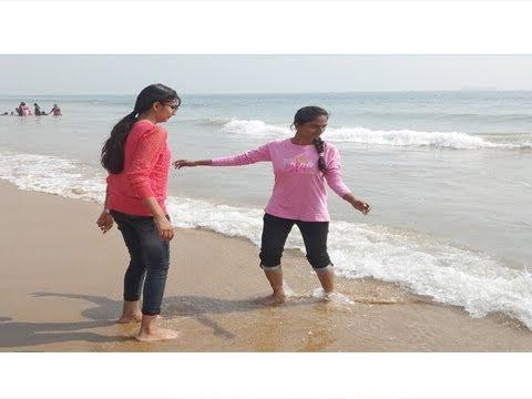 विशाखापत्तनम समुद्र तट !! visakhapatnam Beach tourist places in hindi !!  Tourism & travel guide