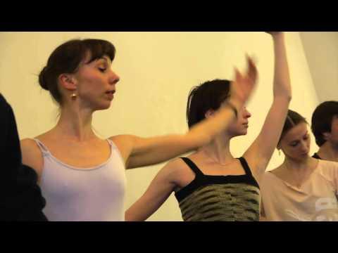 Bolshoi Ballet Morning Rehearsal