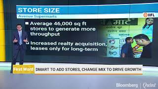 DMart's Plan To Drive Growth