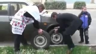Свадебные Приколы 2015 - Funny Wedding Fails Compilation 2015 #17