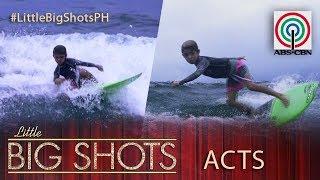 Little Big Shots Philippines: Kai-Kai | 7-year-old Surfer
