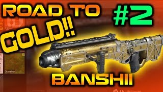 THE STRUGGLE IS REAL - BANSHII ROAD TO GOLD EPISODE 2!!
