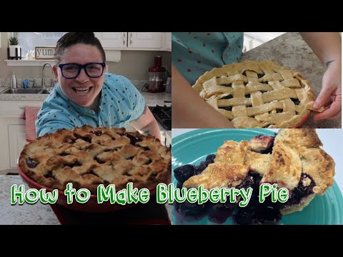 how-to-make-blueberry-pie