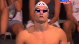 Чемпионат Мира по плаванию 2013 Барселона 50м вольный стиль мужчины (полуфинал 2)