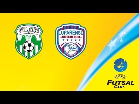 Minsk - Luparense | UEFA Futsal Cup | Live Stream