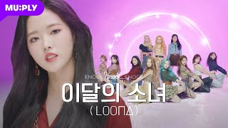 [4K] LOONA - Why Not? → Fall Again  → VoiceㅣKNOCK KNOCK KNOCK